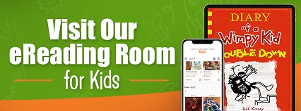 OverDrive's eReading Room for Kids