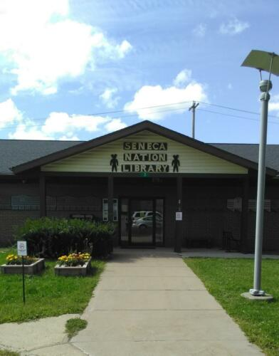 Seneca Nation - Cattaraugus Branch